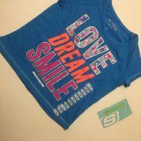 Camiseta para bebês esportistas 18 meses - 18 meses - Skechers