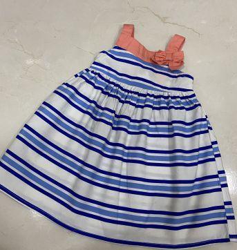 Vestido fru fru - 12 a 18 meses - Gymboree