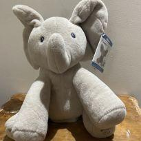 Elefante Baby Gund - Flappy - importado -  - Baby Gund