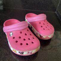 Crocs Minnie C6 menina - 18 - Crocs