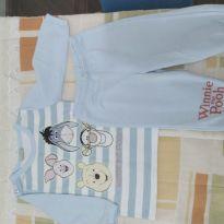 Pijama pooh - 6 a 9 meses - Disney