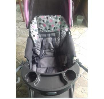 Carrinho de bebê Menina Cosco - Sem faixa etaria - Cosco