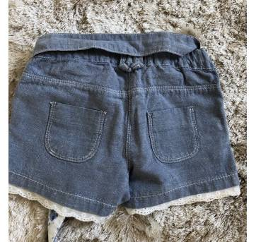 Shorts Chicco - 12 a 18 meses - Chicco