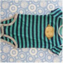 body macacaquinho - 3 a 6 meses - Child of Mine