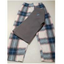 Pijama quentinho - 4 anos - Não informada