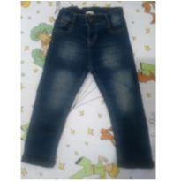 Calça Jeans Mega Confortável - 4 anos - marisa