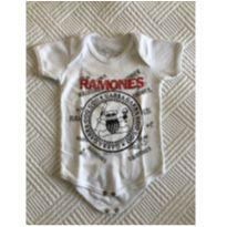 Kit Bodys Ramones etc e tal - 0 a 3 meses - Carter`s e Baby Gap