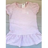 Vestido Emporio Baby lindo tam M - 3 a 6 meses - Empório Baby & Kids