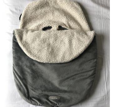 Protetor de inverno para carrinho - Sem faixa etaria - JJ cole