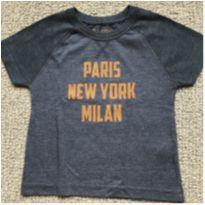 Paris New York Milan - 3 anos - Zara