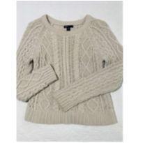 Blusa tricot Gap kids tam 14 (veste 9/10 anos) - 10 anos - GAP