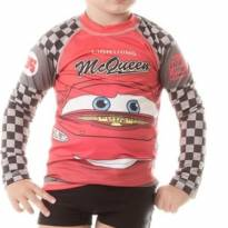 Camiseta UV McQueen - 2 anos - Uv line