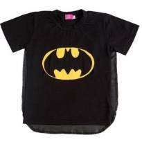 Camiseta Batman - 2 anos - Não informada