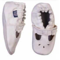 Sandália branca babo uabu -  - Babo Uabu