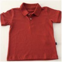 Camisa Polo vermelha VRK - 6 anos - VR Kids