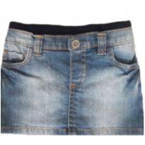 Saia jeans Letiti - 1 ano - Letiti