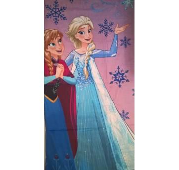 Toalha de Banho / Praia Aveludada Frozen 70 x 1,30 - Disney NOVO - Sem faixa etaria - Disney