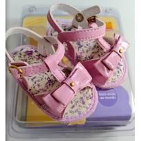 Sandália lilás N°15 - Pimpolho - 15 - Pimpolho