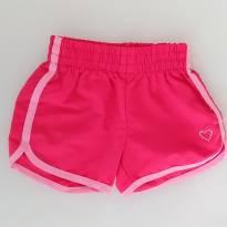 Bermuda/Shorts Lilás (1/2 anos) - Riachuelo - 12 a 18 meses - Riachuelo