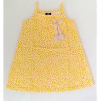 Vestido Amarelinho (1/2 anos) - Pipa - 12 a 18 meses - Pipa