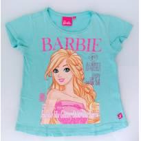 Camiseta Barbie (5/6 anos) - Riachuelo - 6 anos - Riachuelo