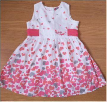 Vestido Minnie (3/4 anos) - Disney - 4 anos - Disney