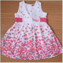 Vestido Minnie (3/4 anos) - Disney