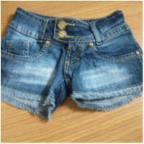 Bermuda Jeans (5 /6 anos) - Lance Livre - 5 anos - Nacional