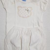 Conjunto Ursinho - 6 meses - Maglian Baby