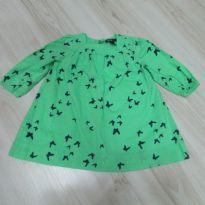 Vestido verde Baby Gap - 1 ano - GAP