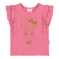 Blusa Hello Kitty Baby - Tam G - 6 a 9 meses - Hello  Kitty
