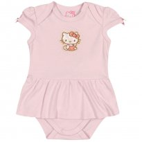 Body Hello Kitty Baby - Tam G - 6 a 9 meses - Hello  Kitty