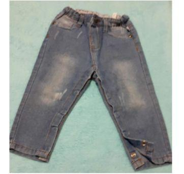 Calça jeans Teddy Boom - 18 a 24 meses - Teddy Boom