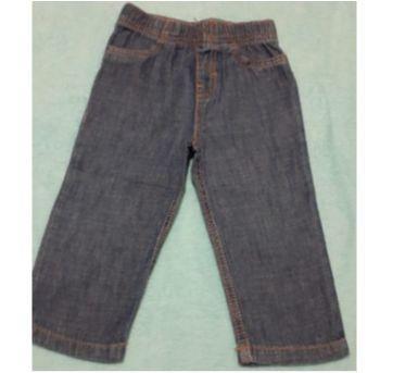Calça jeans Carter`s - 18 meses - Carter`s