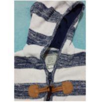 Blusa linda de linho - 1 ano - Little Boy