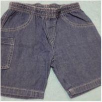 Short jeans - 9 a 12 meses - marca variada