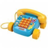 Telefone Sonoro Galinha Pintadinha Mini -  - Elka