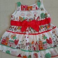 Vestido Momi - 1 ano - Momi