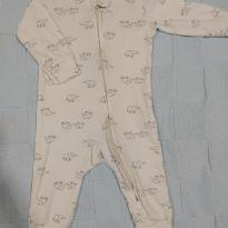 Macacão Elefantinhos - 6 meses - Carter`s