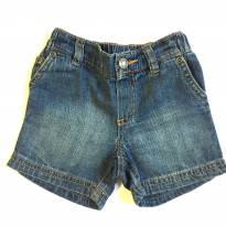 Short jeans Carter`s (9M) lindo!!! (P192) - 9 meses - Carter`s