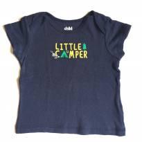 Blusinha em malha Carter`s Child of Mine (3-6M) (P313) - 3 a 6 meses - Child of Mine