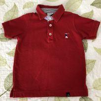 Camisa polo Golfe Class (P415) - 2 anos - golf class