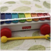 Xilofone Fisher Price (P422) -  - Fisher Price