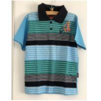 Camisa polo Kyly (P424) - 3 anos - Kyly