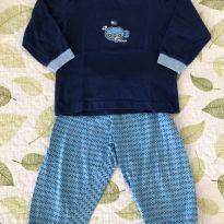 Pijama Folignos (P436) - 2 anos - Não informada