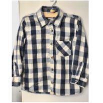 Camisa xadrez Hering Baby (P448) - 3 anos - Hering Baby