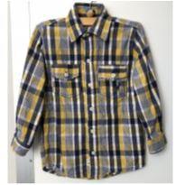 Camisa xadrez Toffee (P446) - 2 anos - Toffee