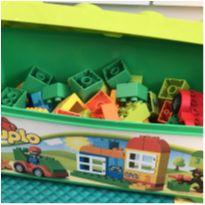 LEGO DUPLO Caixa Divertida Tudo em um Conjunto 65 peças (P455)