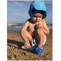 Boné praia/piscina TRIBORD FPS50 (P458) - 18 a 24 meses - Tribord