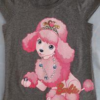 Blusa da Barbie - 12 anos - Barbie